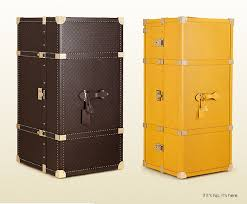 travel trunks images They 39 re gorgeous they 39 re gucci and they cost about 50 000 each jpg