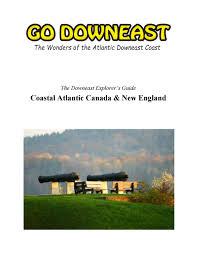 go downeast explorers guide by art mackay issuu