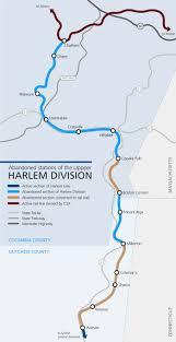 Csx Railroad Map Remembering The Upper Harlem Division U2013 Part 1 U2013 I Ride The Harlem