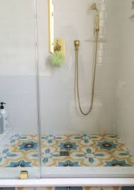 Moroccan Tile Bathroom Best 20 Cement Tiles Bathroom Ideas On Pinterest Bathrooms