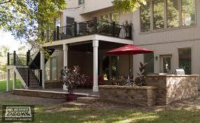 backyard decks and patios ideas under deck patio ideas home design ideas and inspiration