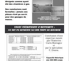 les chambres gaz ont elles vraiment exist es pdf holocauste ce que l on vous cache documentaire