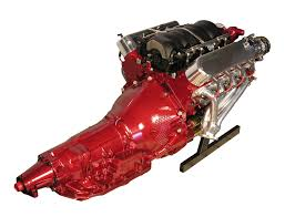 Red Paint by Ls3 Engine With 4l80e Transmission 480 Hp Deep Red Paint
