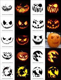 220 free printable halloween pumpkin carving stencils patterns
