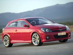 opel astra 2005 opel astra gtc high performance concept 2005 mad 4 wheels