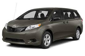 toyota vans 2014 toyota sienna xle v6 8 passenger 4dr front wheel drive