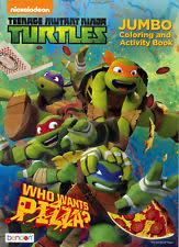 teenage mutant ninja turtles coloring book ebay