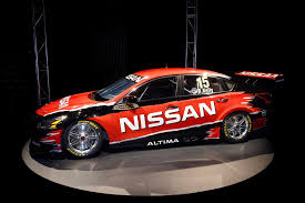 nissan altima 2013 ls new 2013 nissan altima v8 supercar revealed autotribute
