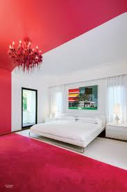 9 red and pink interiors