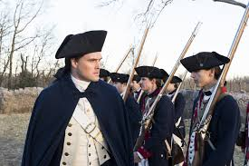 turn washington u0027s spies u0027 recap arnold andré meet treason