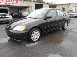 honda civic ex 2001 2001 honda civic ex 4dr sedan in kingsport tn hd motors