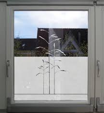 Inspirierende Faltrollos Und Faltgardinen Besseren Stil Zuhause Sichtschutz Folie Für Fenster Mit Gräsern Fenstertattoo Gräser