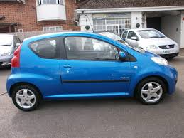 peugeot for sale uk used 2010 peugeot 107 verve 3dr 1 0 20 tax low mileage