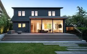 a vancouver renovation transforms a backyard into a giant living