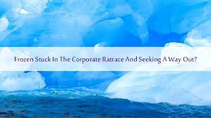 Seeking Cap 1 Frozen Stuck In The Corporate Ratrace And Seeking A Way Out