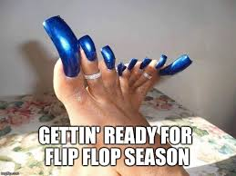 Nails Meme - toe nails meme generator imgflip