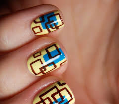 easy and quick toe nail art design using toothpick youtube cute