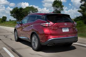 2017 nissan murano platinum midnight edition 2017 nissan murano what u0027s changed news cars com