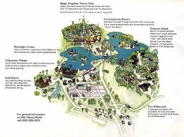 magic kingdom disney map the 25 best map of disney ideas on disney