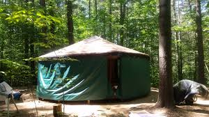 yurt builds yurts