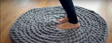 tappeti fai da te diy tanti tutorial per realizzare tappeti caldi grandi e