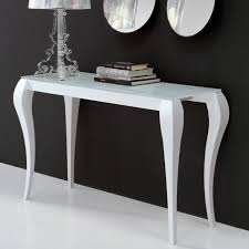 Ghost Console Table Miniforms Ghost Console Console Table Sofa Table Glass