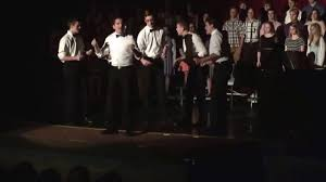 runaround sue performed by the lakewood a cappella men u0027s