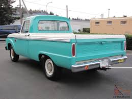 ford f100 short box pickup 81 000 actual miles