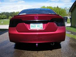 blacked out tail lights legal who has tinted their tail lights 8th generation honda civic forum