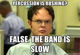 wordless wednesday funny marching band memes