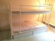 Ikea Metal Bunk Bed Ikea Bed Ebay