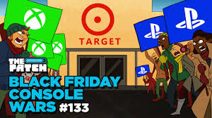 black friday gta5 target black friday console wars u2013 the patch 133 youtube