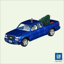 2005 all american trucks silverado ss 11th hallmark ornament at