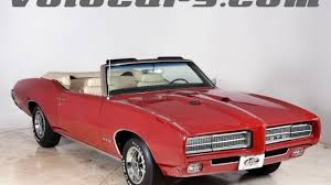 pontiac 1969 pontiac gto for sale near volo illinois 60073 classics on