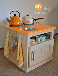 How To Make Your Own Kitchen Table by Best 20 Toy Kitchen Ideas On Pinterest Diy Kids Kitchen Kids