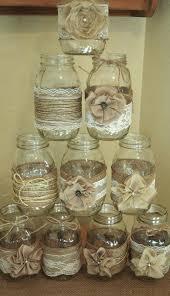 Mason Jar Ideas For Weddings Decorations With Mason Jars For A Wedding U2013 Thejeanhanger Co