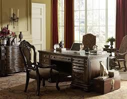 legacy classic la bella vita double pedestal table with dentil