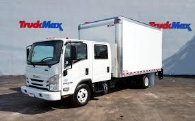 isuzu 2018 isuzu crew cab 12 u0027 14 u0027 16 dry box stk s17 14 truckmax
