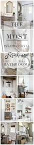 Decorate Bathroom Ideas 209 Best Farmhouse Bathroom Ideas Images On Pinterest Bathroom