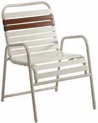 commercial vinyl strap furniture national outdoor furniture