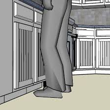 Cabinet Toe Kick Dimensions How A Cabinet Toe Kick Enhances Kitchen Ergonomics