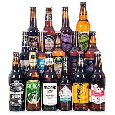 14 brilliant british beers and contemporary glass british beer