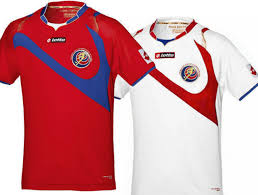 Costa Rico Flag World Cup Uniforms A Closer Look At Group D U0027s Kits Thescore Com