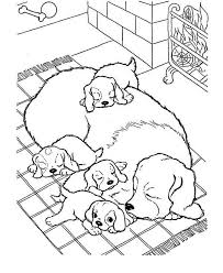 puppies coloring free coloring pages art coloring pages