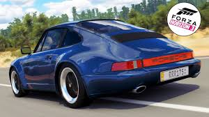 80s porsche 911 turbo forza horizon 3 porsche 911 turbo 3 3 gameplay hd 1080p youtube