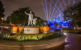 Halloween Spot Lights by Disney Photoblography October 2015