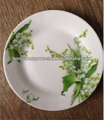 Buffet Plates Wholesale by Wholesale European Style Ceramic Plate With Oem Design Buy