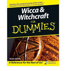 holidays for dummies wicca witchcraft for dummies diane smith 9780764578342