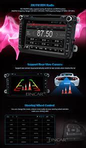 eincar online eincar 8 inch quad core android 5 1 1 car vw