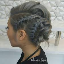 25 trending upstyles for short hair ideas on pinterest short